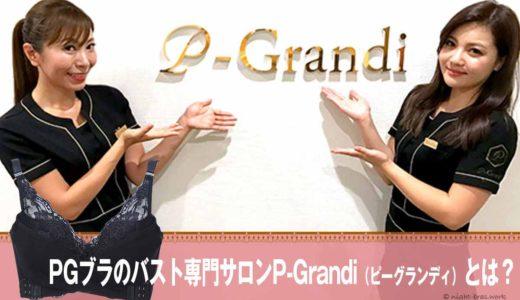 PGブラのバスト専門サロンP-Grandi(ピーグランディ)とは?怪しくないお店か調査!